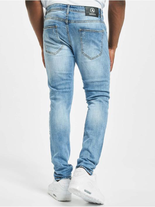 Aarhon Slim Fit -farkut Spencer sininen