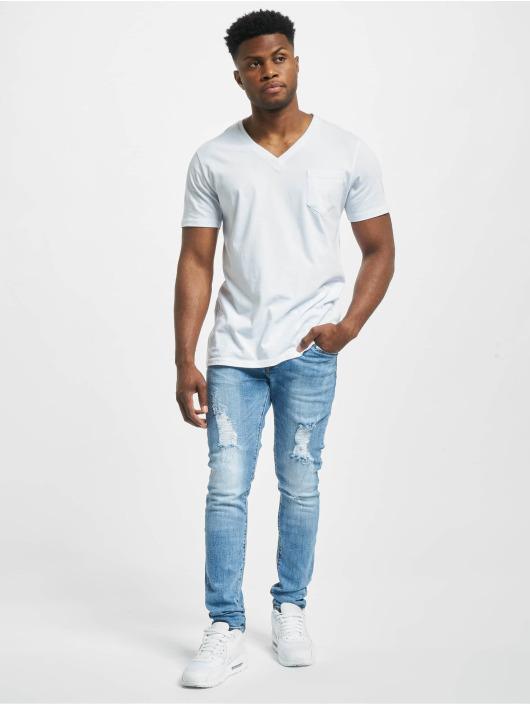 Aarhon Slim Fit Jeans Spencer blauw