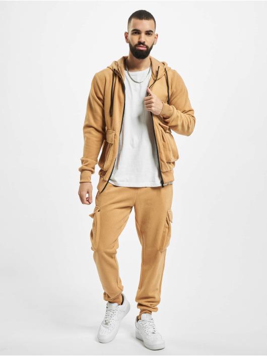 Aarhon Suits Fleece beige