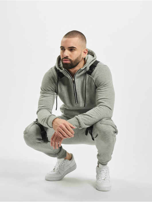 Aarhon Suits Clip gray