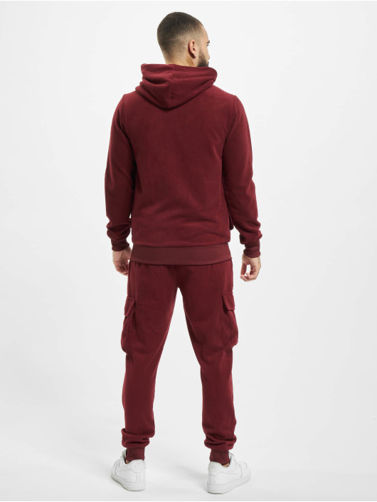 Aarhon Suits Fleece red