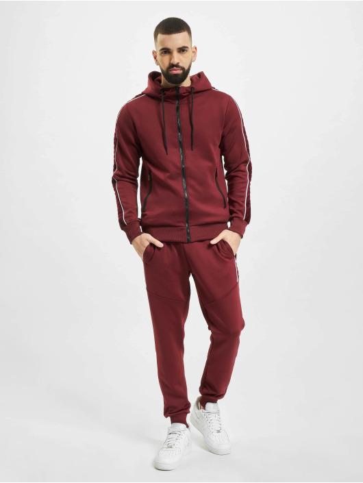 Aarhon Suits Fleece Tape red
