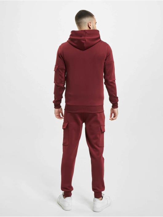 Aarhon Suits Cargo red