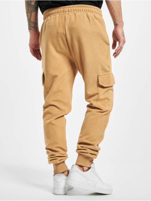 Aarhon Sweat Pant Cargo beige