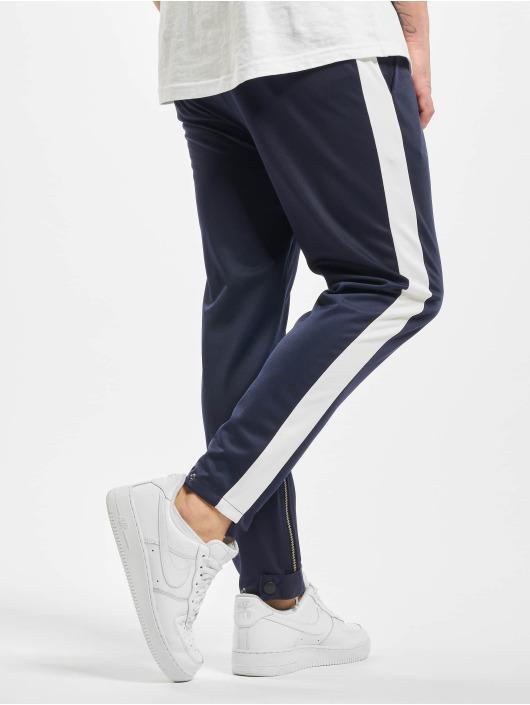 Aarhon Sweat Pant Stripe blue