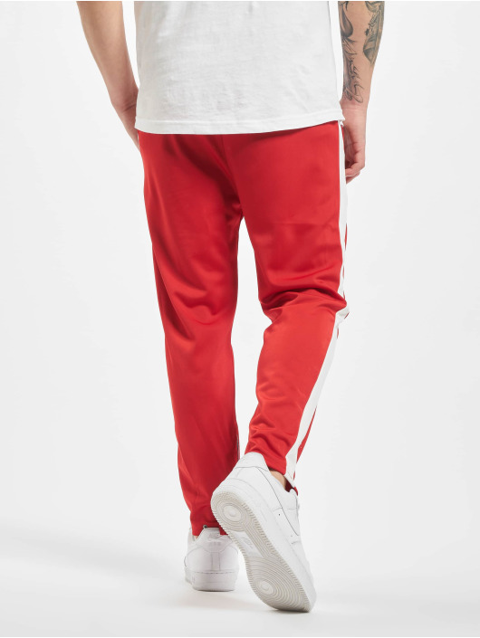 Aarhon Sweat Pant Stripe red