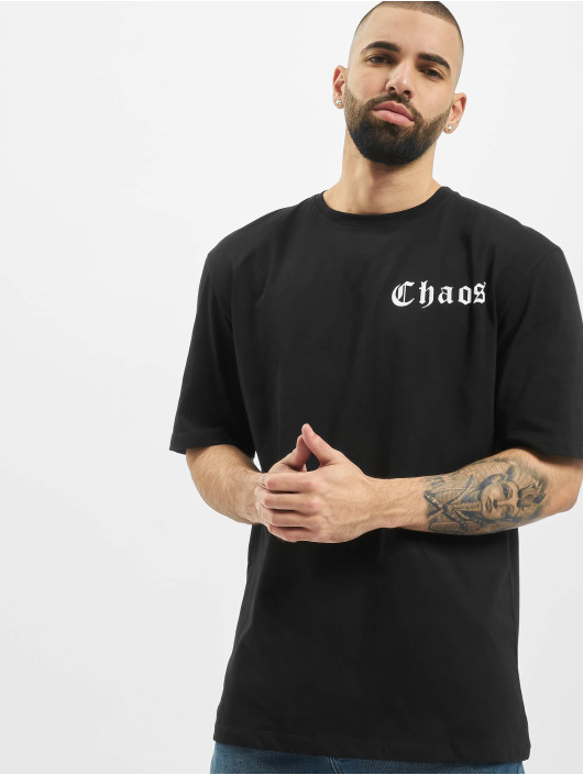 Aarhon T-paidat Chaos musta