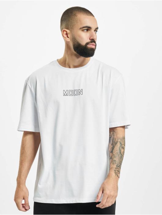 Aarhon T-paidat Moon valkoinen