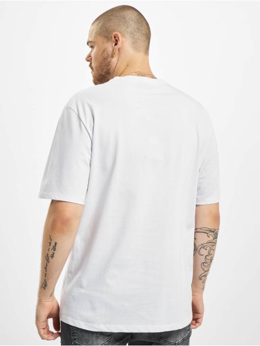 Aarhon T-shirt F Off bianco