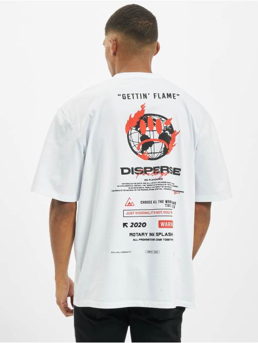 Aarhon T-shirt Off Topic bianco