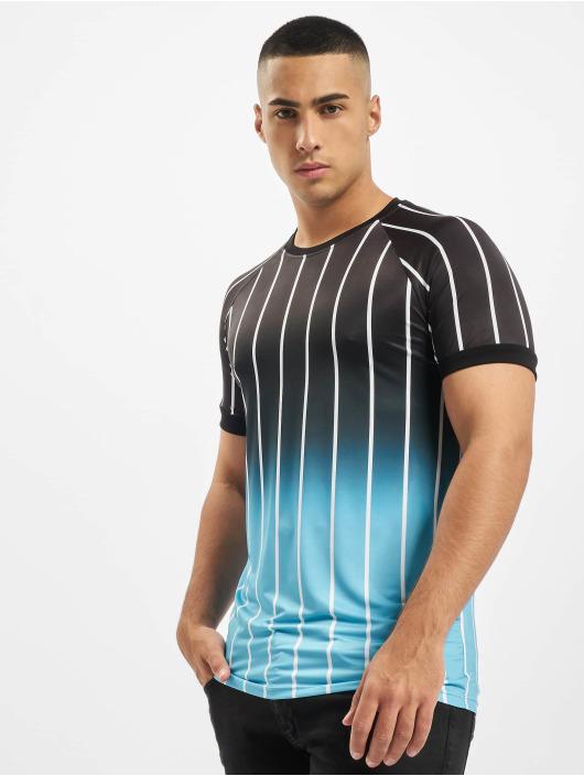 Aarhon T-shirt Gradient blå