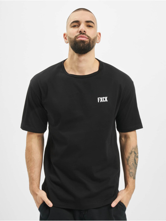 Aarhon T-Shirt Fxck black