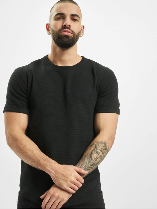 Aarhon T-Shirt Structure black