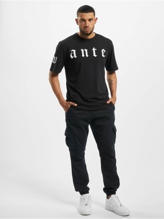 Aarhon T-Shirt Ante black