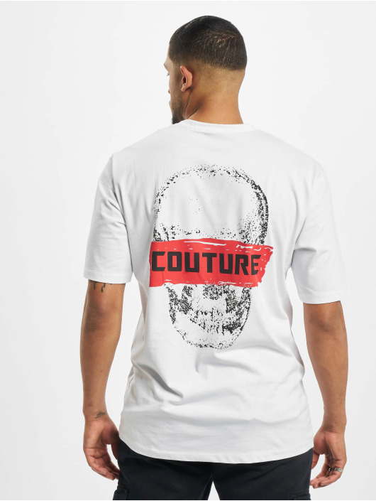 Aarhon T-Shirt Couture blanc