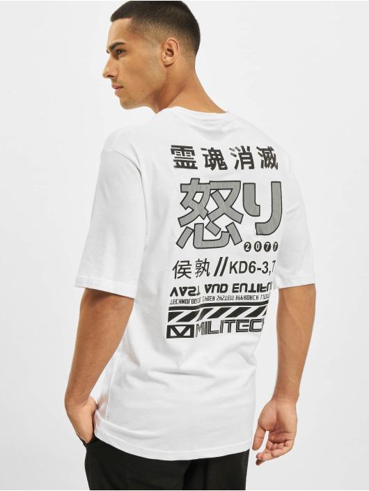 Aarhon T-Shirt Reflective blanc