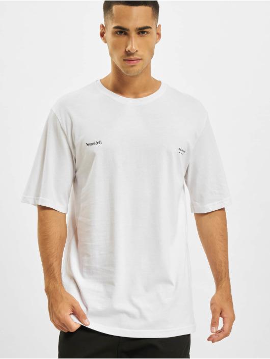 Aarhon T-Shirt Moon blanc