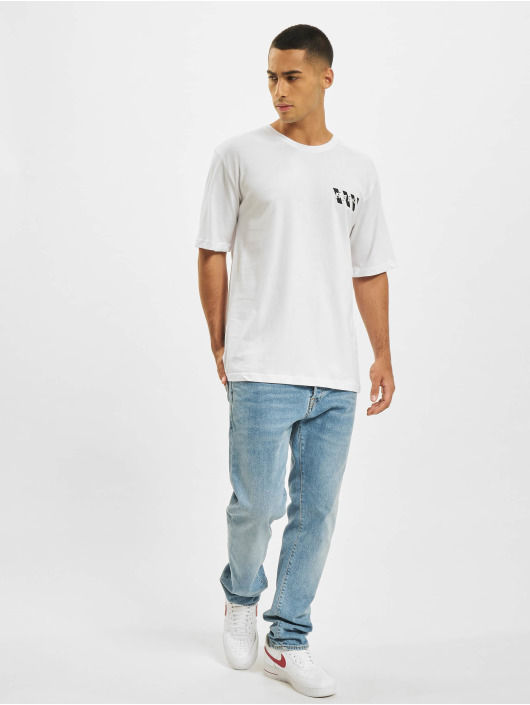 Aarhon T-Shirt Logo blanc