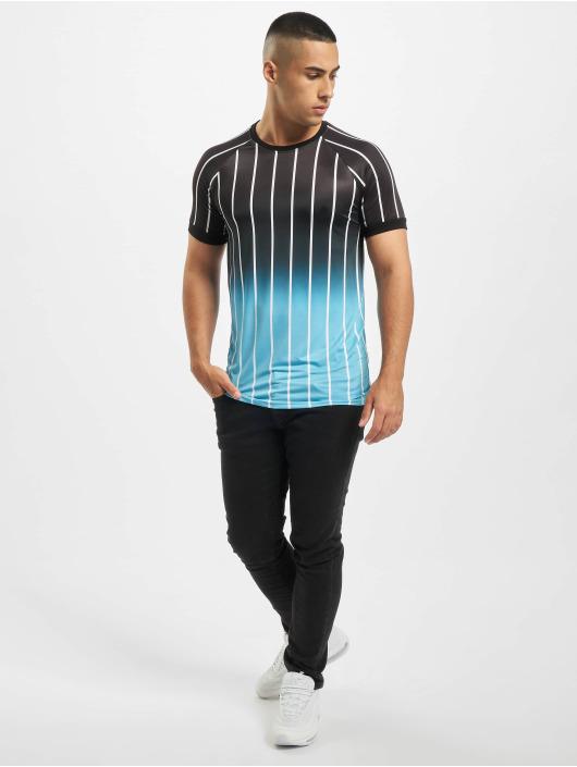 Aarhon T-Shirt Gradient blau