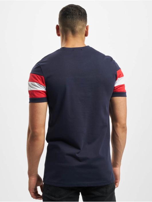 Aarhon t-shirt Vidar blauw