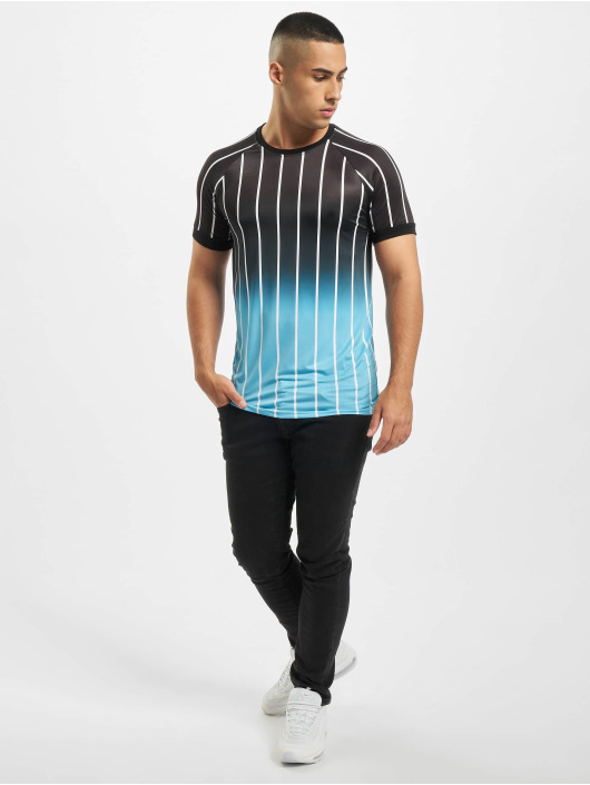 Aarhon T-Shirt Gradient blue