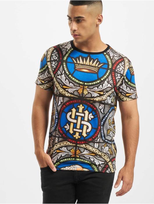 Aarhon T-Shirt Glass bunt