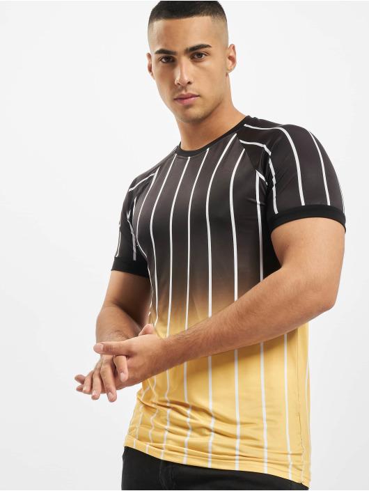Aarhon T-Shirt Gradient gelb