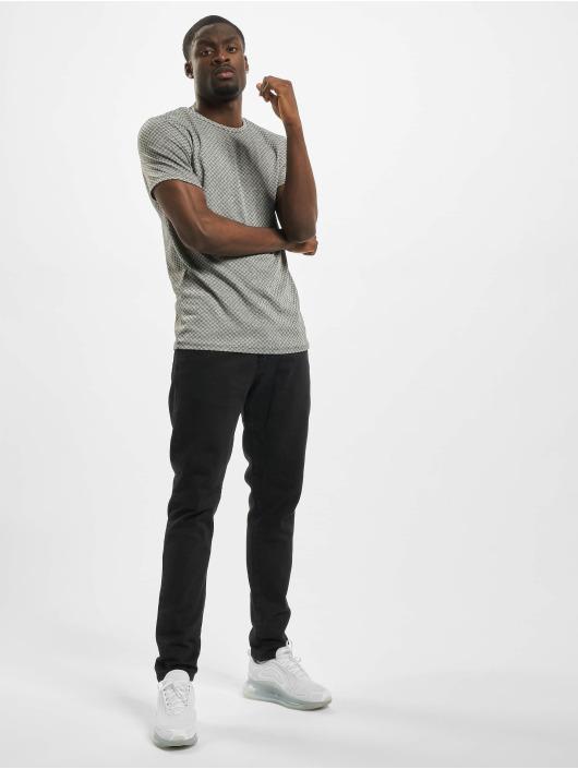 Aarhon t-shirt Nelo grijs