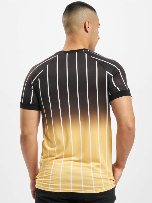 Aarhon T-shirt Gradient gul