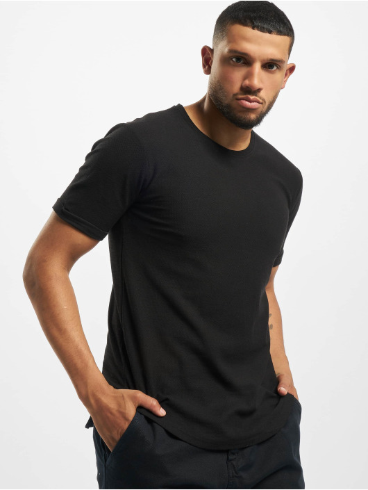 Aarhon T-shirt Oversized nero