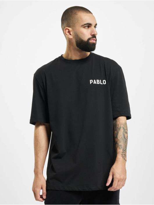Aarhon T-shirt Pablo nero