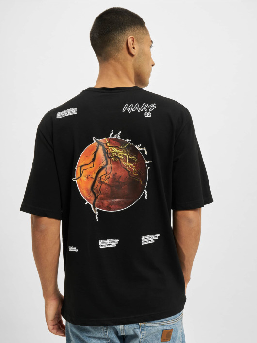 Aarhon T-shirt Mars nero