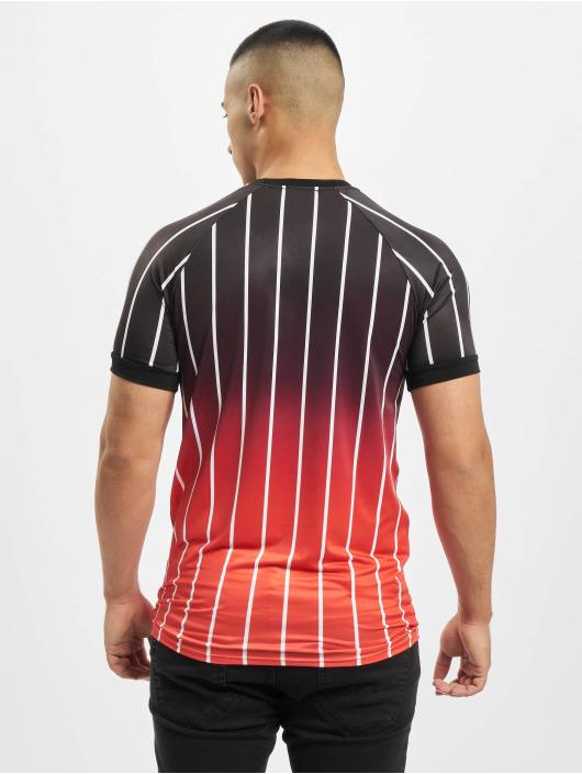 Aarhon T-shirt Gradient röd