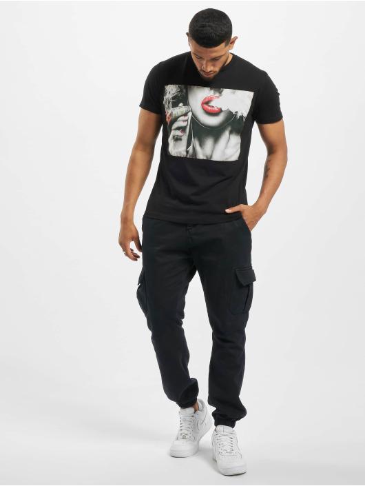 Aarhon T-Shirt Smoke schwarz