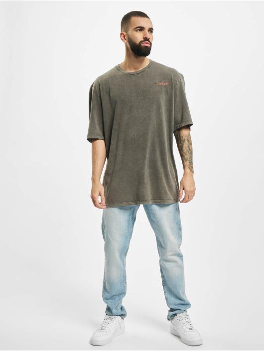 Aarhon T-Shirt Forgetpath schwarz