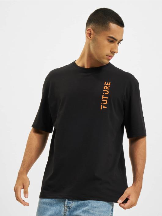 Aarhon T-Shirt Future schwarz