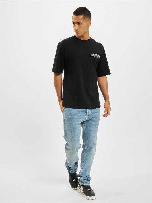 Aarhon T-Shirt Reflective schwarz
