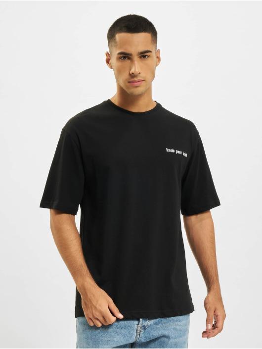 Aarhon T-Shirt Know Your Mind schwarz