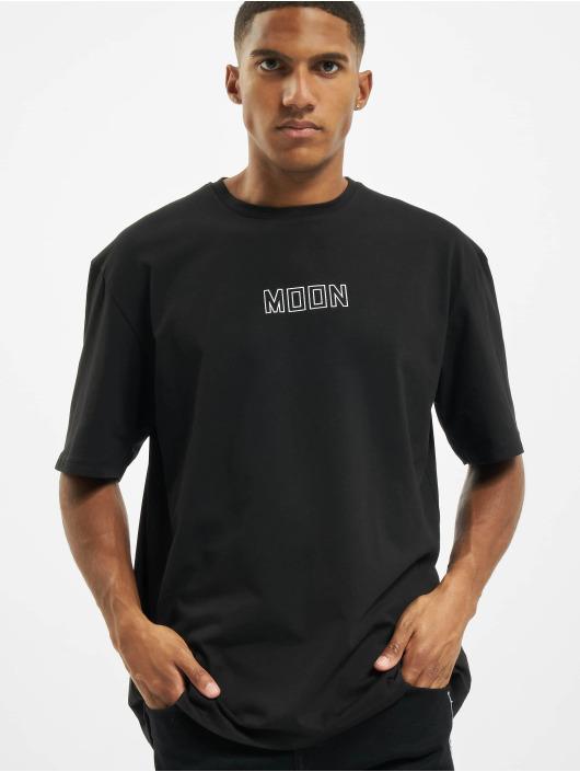Aarhon T-shirt Moon svart