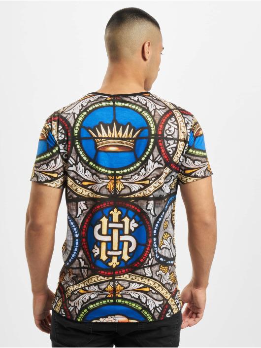 Aarhon T-shirt Glass variopinto