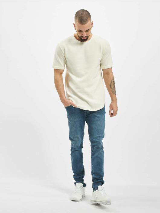 Aarhon T-Shirt Structure weiß