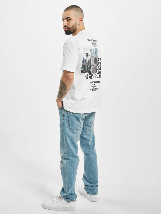 Aarhon T-Shirt Players weiß