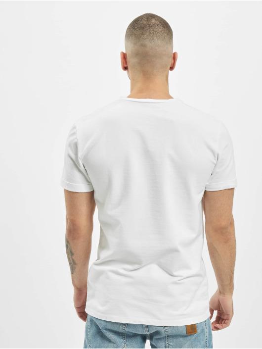 Aarhon T-Shirt Basic weiß