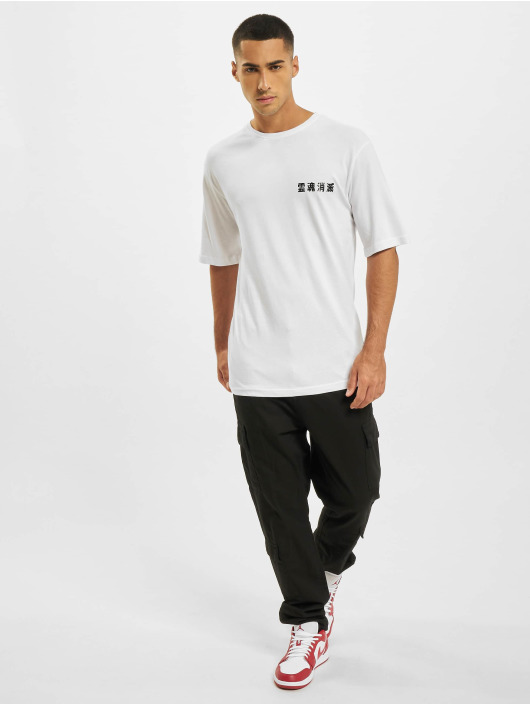 Aarhon T-Shirt Reflective weiß