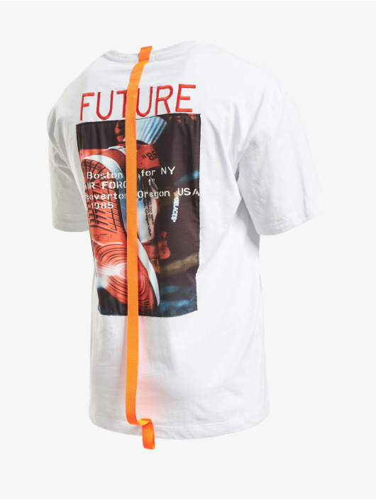 Aarhon T-Shirt Future white