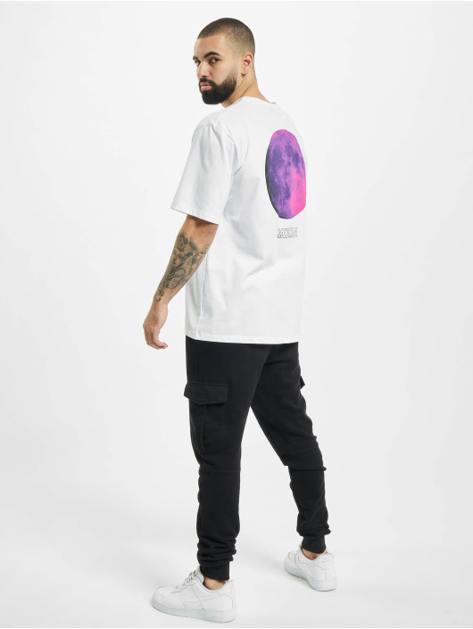 Aarhon T-Shirt Moon white