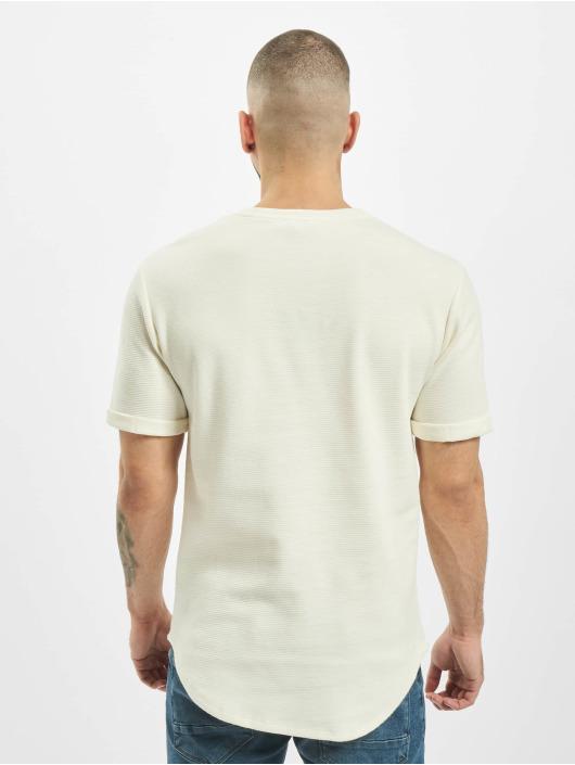 Aarhon t-shirt Structure wit