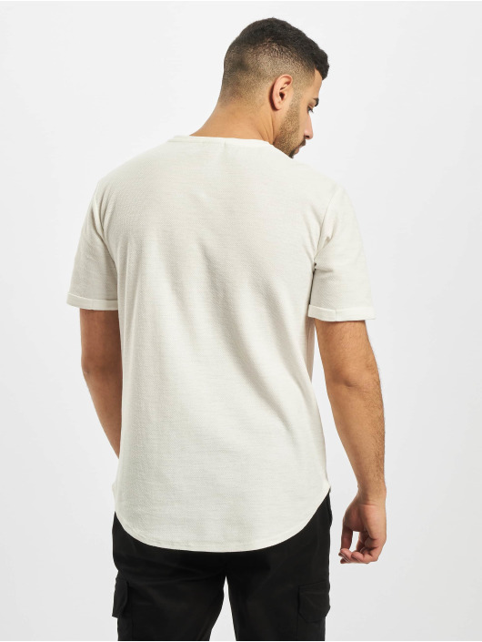 Aarhon t-shirt Uni wit
