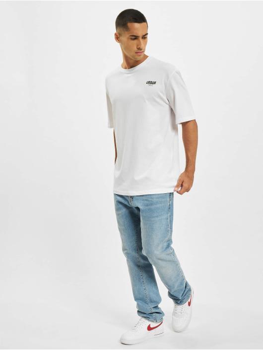 Aarhon t-shirt Urban wit