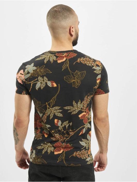 Aarhon t-shirt Graphic zwart